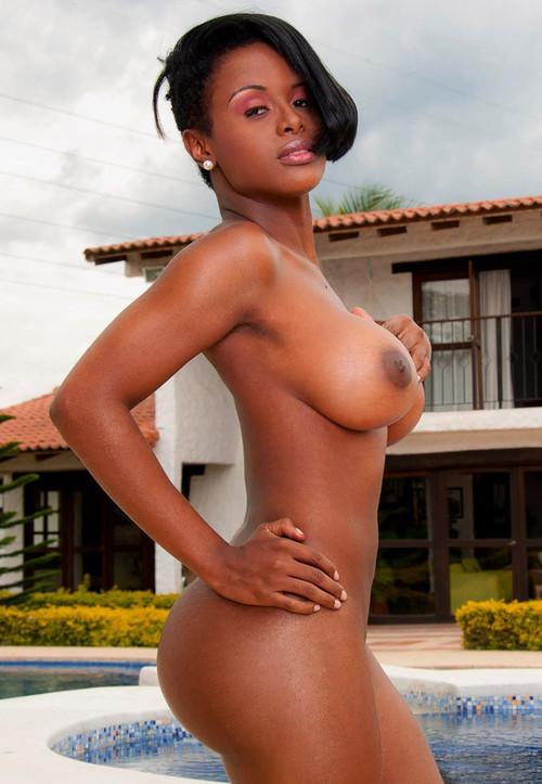 beauties Black nude african
